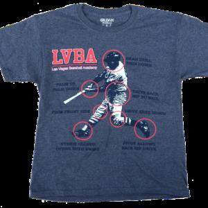 LVBA Hitter T-Shirt
